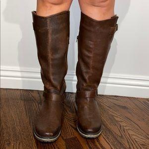 Steve Madden Tall Brown Boots (10)